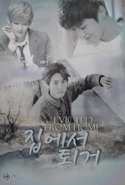 [FF Poster] Taehyung, Baekhyun, Luhan (Riddle)