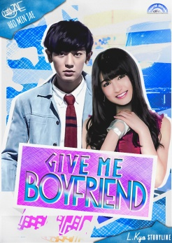 [REQUEST] Give Me Boyfriend - L.Kyo (1)