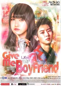 [REQUEST] Give Me Boyfriend - L.Kyo (2)