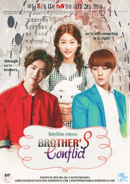 [REQUEST] Brother's Conflict - BabyChim